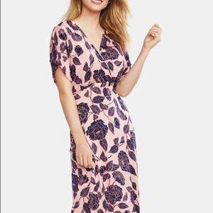 NWT Motherhood Maternity Nursing Maxi Dress